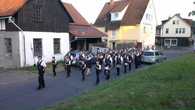 Schützenfest Walkenried 2015