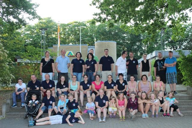 Vereinsfahrt des Spielmannszugs nach Verden 2015