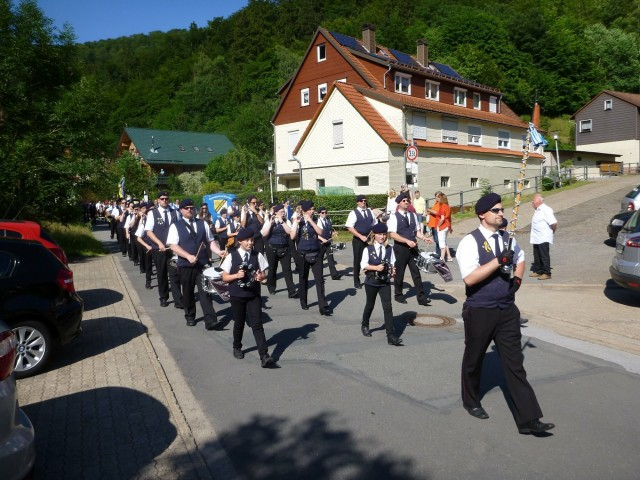 Schützenfest Zorge 2015