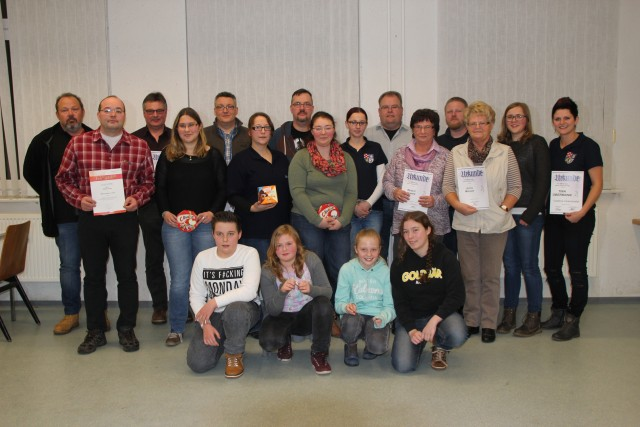Jahreshauptversammlung des Spielmannszuges Walkenried 2016