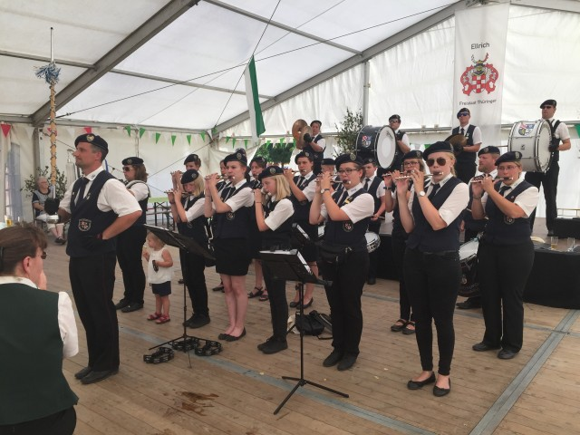 Schützenfest in Ellrich 2016